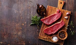 Alérgenos da Carne Vermelha Aumentam Risco de Doença Cardíaca