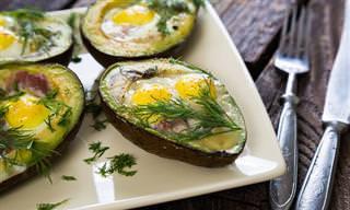 Abacate Pode Ser Tão Delicioso e Versátil na Cozinha!