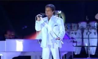 Com Vocês... Roberto Carlos - Cantando e Emocionando!