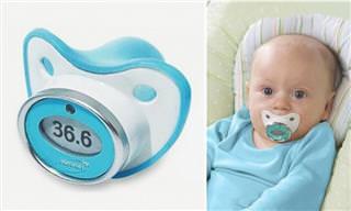 18 Invenções que facilitam e muito a vida dos pais!