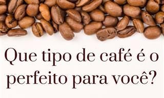 TESTE: Que tipo de café mais combina com você?