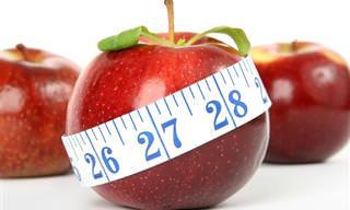 20 Dicas Excelentes Para Perder, Controlar e Manter o Peso!