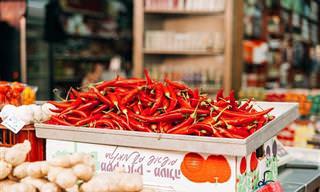 Estudo Científico Revela: Coma Mais Pimenta e Reduza Vontade de Comer
