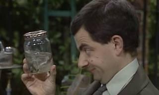 Clássicos da Comédia: Mr. Bean e o sanduíche!