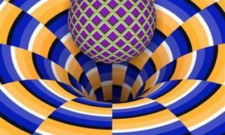 Essas ilusões inteligentes enganarão seus olhos e mente!