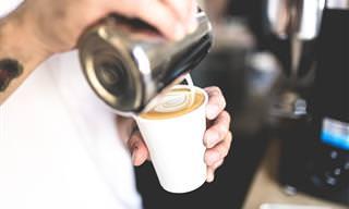 Faça o seu próprio creme para café