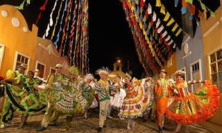 Qual é o Seu Ritmo de Carnaval? Este Teste Vai te Mostrar!