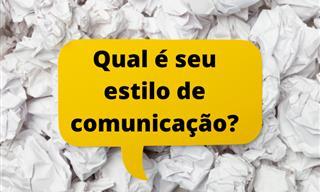 Qual é o seu <b>estilo</b> de comunicação?