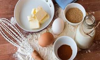 Você é bom ou ruim na cozinha? Este teste sabe a <b>resposta</b>!
