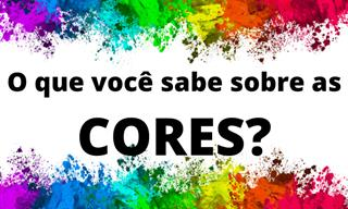 O que você entende sobre CORES?