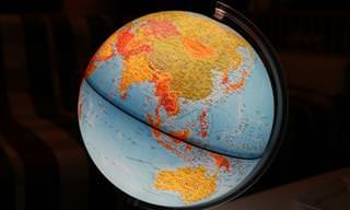 Você é bom <b>em</b> geografia?