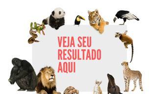 <b>Qual</b> é <b>o</b> <b>seu</b> caráter animal?