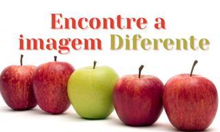 """""""Encontre a diferença"""": Um teste para todas as idades!"""