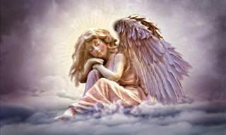 Seu anjo da guarda <b>tem</b> algo a lhe dizer neste <b>teste</b>