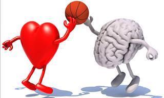 Quer descobrir se você usa mais a mente ou <b>o</b> coração?