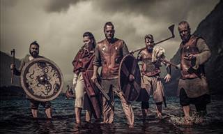 Este teste divertido sobre os Vikings vai te impressionar!