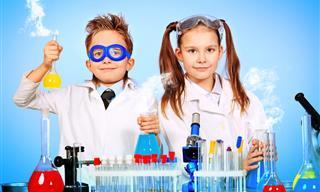 Você passaria em um teste de ciências nível básico?