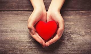 Esse teste vai mostrar que tipo <b>de</b> coração você tem!