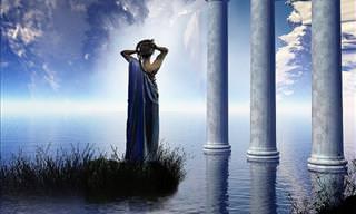 Os deuses da Grécia antiga te desafiam a fazer este <b>teste</b>!