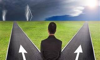 Escolhas difíceis na vida podem definir quem você <b>é</b>!