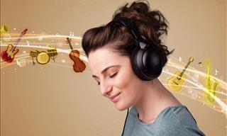 Qual música coincide com seu estado de espírito?