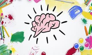 Misture as cores e descubra a <b>sua</b> personalidade!